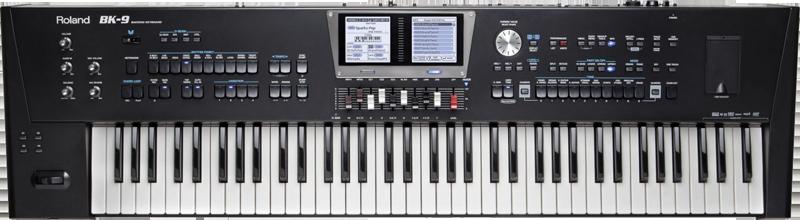 Het keyboard